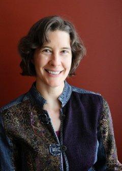 Portrait of Dr Julia Mossbridge